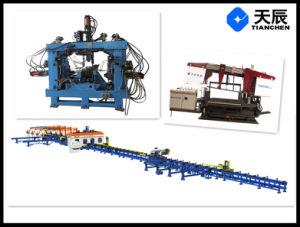 CNC Beam Processing Line Model Csu300 pictures & photos