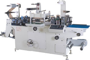 High Speed Die Cutting Machine (WJMQ350) pictures & photos