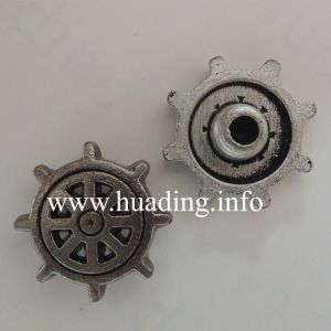 Special Shape Fancy Alloy Rivet for Garments (RV00431) pictures & photos