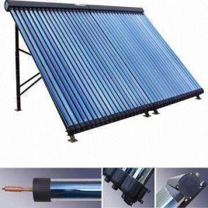 Aluminium Heat Pipe Solar Collector pictures & photos