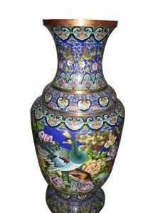 Enamel Urn Pot Vase (JW012) pictures & photos
