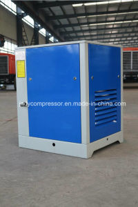 Stationary Air Cooled Screw Air Compressor pictures & photos
