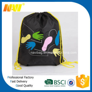 Cheap Promotion Customized Design Nylon Drawstring Bag pictures & photos