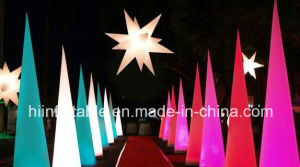 Stage Wedding Deco Inflatable Cone