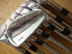 Golf Irons with Serial Numbers
