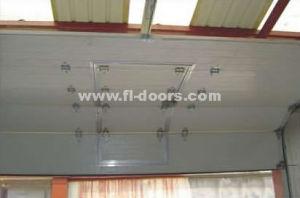 Industrial Overhead Sliding Door