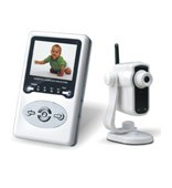 Hs-W241 Digital Wireless Camera/Baby Monitor