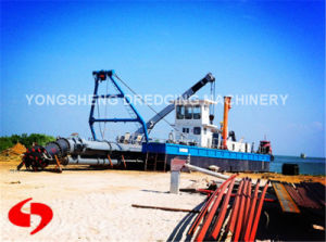 Sand Suction Dredger in China Factory