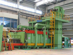 Roller Type Shot Blasting Machine (Q69) pictures & photos