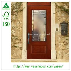 Fashion Design Decorative Wood Screen Doors