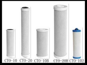 CTO Block Carbon Filter Cartridge (CTO-10) pictures & photos
