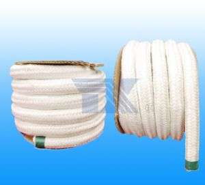 Glass Fiber Round Braided Rope pictures & photos