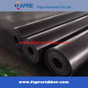 Hot Sale Customized Industial Natural Rubber Sheet pictures & photos