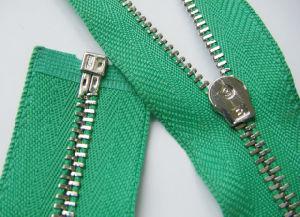 3# Open-End Metal Zipper