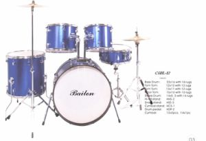 Drum Set (CSBL-12) pictures & photos