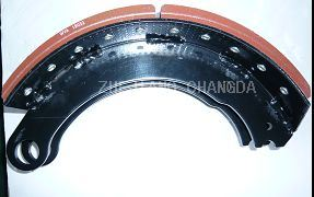 Brake Shoe Assembly (SAF-180) pictures & photos