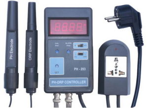 pH Meter Orp Controller (KL-203) pictures & photos