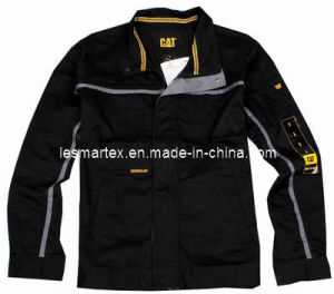 Industry Service Two Tone Work Jacket