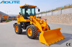 1200kg Earth Moving Equipment China Pay Loader pictures & photos