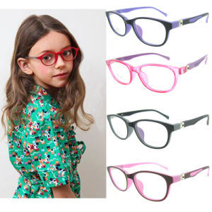 New Arrival Tr90 Plastic Optical Frame Kids Glasses Frames Kids Eyeglasses Frames pictures & photos