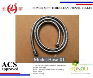 Extensible Stainless Steel Flexible Shower Hose pictures & photos