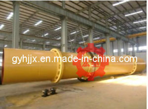 Large Capacity Rotary Dryer
