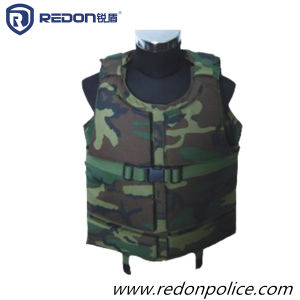 Military Nij Iiia Camouflage Floating Body Armor pictures & photos