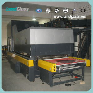 Ld-D1812/2 Curved Tempered Glass Tempering Furnace Line pictures & photos