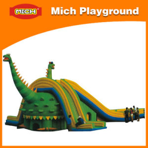 Huge Attractive Inflatable Bouncer and Slide (1225D) pictures & photos