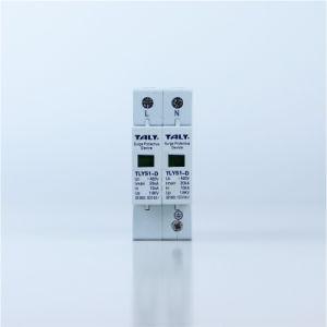 380V/20ka Three Phase Surge Protector/Surge Voltage Protector/SPD (no remote signal)