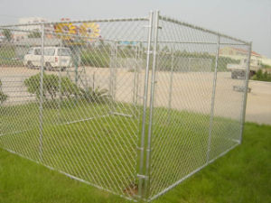 High Quality Galvanised Steel Dog Kennel for Sale pictures & photos