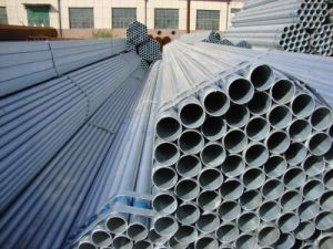 Bs ERW Galvanizing Pipes pictures & photos