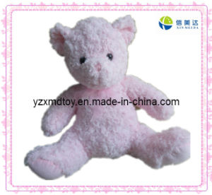 Cute Pink Plush Teddy Bear Toy pictures & photos