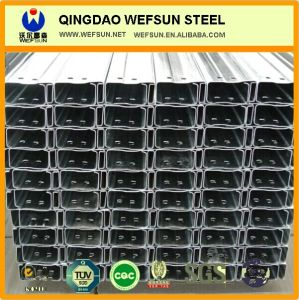 Hot Rolled C Steel Channel pictures & photos