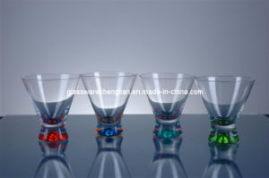 Set of 4PCS of Colorful Shot Glass (B-STG03) pictures & photos