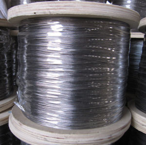 Stainless Steel Wire Rope 1x12-1.2mm