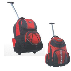 Wheeled Rolling Travel Backpack for Outdoor pictures & photos