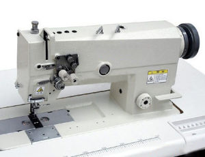 High-Speed Double-Needle Lockstitch Industrial Sewing Machine (OD872) pictures & photos