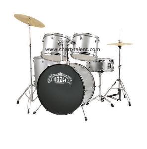 Silver Color Popular PVC Drum Set (DS-100) pictures & photos