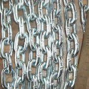 Industrial Galvanized Steel Chain Link
