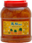 Pineapple Fruit Jam