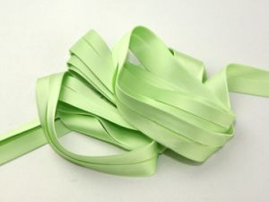 Custom High Quality Satin Ribbon, Polyester Satin Bias pictures & photos