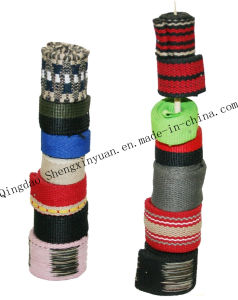 Woven Label/Buckles Webbing/Shoes Brace Ribbon (S-006)