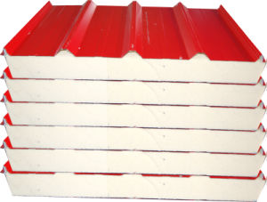 EPS Foam Sandwich Panel pictures & photos