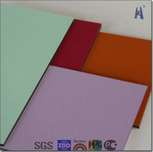 4mm PVDF Coating Acm pictures & photos