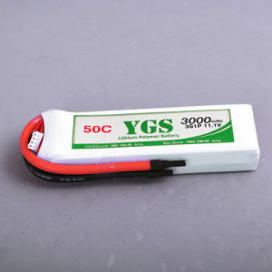 RC Lipo Battery for RC Plane 3000mAh 3S 50C pictures & photos