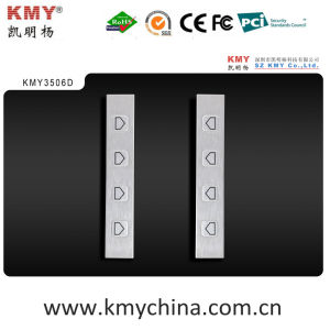 Industrial Metal Side Keypad for ATM/Kiosk (KMY3506D) pictures & photos