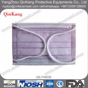 Disposable Kids Medical Nonwoven Earloop Face Mask pictures & photos