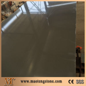Artificial Grey Star Quartz Stone Slab for Kitchen Countertop pictures & photos