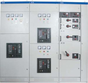 Gcs Withdrawable Electrical Switchgear/Switch Panel/Distribution Panel pictures & photos